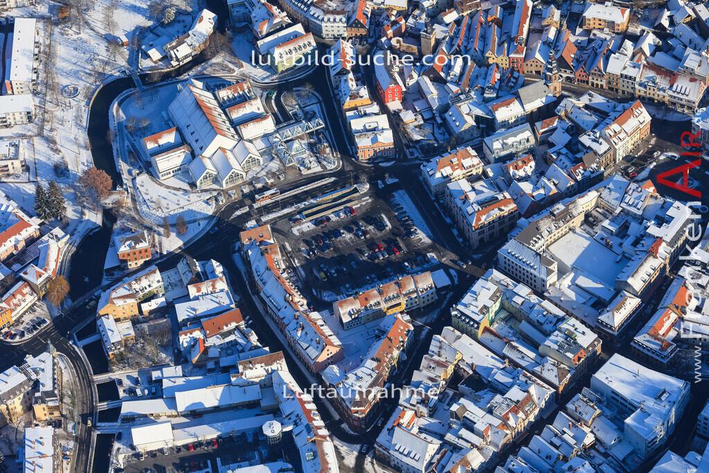 luftbild-kulmbach-2016-5963 | Luftbild von  Kulmbach - Luftaufnahme wurde 2016 von https://frankenair.de mittels Flugzeug (keine Drohne) erstellt - die Geschenkidee