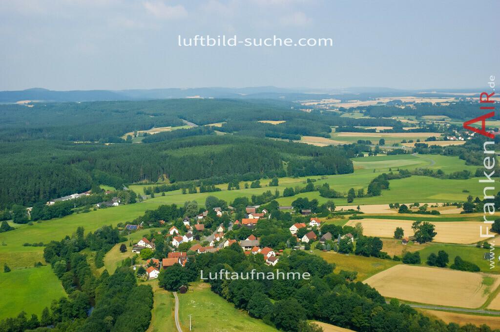 hoerlinreuth-thurnau-2008-710 | Luftbild von Hoerlinreuth Thurnau - Luftaufnahme wurde 2008 von https://frankenair.de mittels Flugzeug (keine Drohne) erstellt - die Geschenkidee