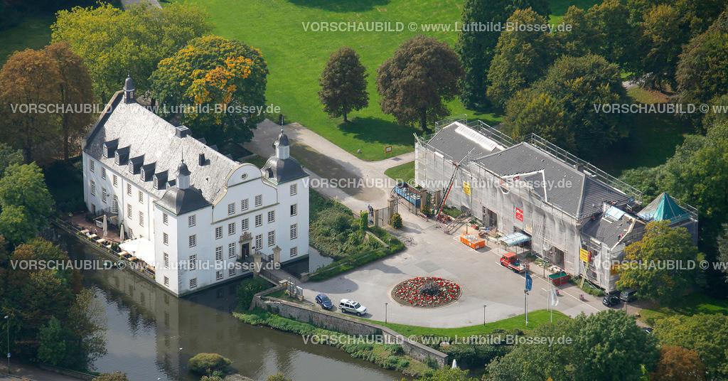 ES10098752 | Schloss Borbeck Renovierung,  Essen, Ruhrgebiet, Nordrhein-Westfalen, Germany, Europa
