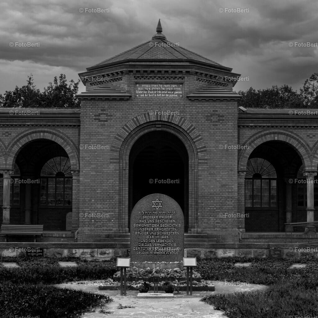 Der Jüdische Friedhof in Berlin Weißensee | Der Jüdische Friedhof in Berlin Weißensee