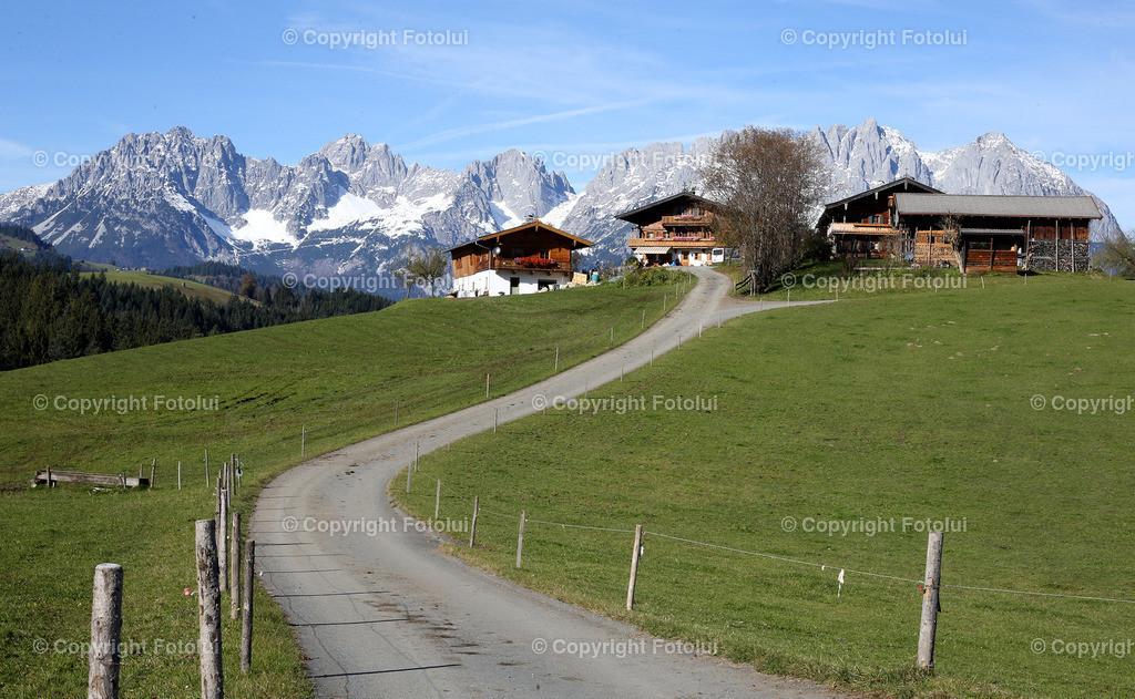 A_LUI_27102107_03 | KITZBUEHEL TIROL AUSTRIA OESTTEREICH FEATURE WILDER KAISER FOTO:FOTOLUI