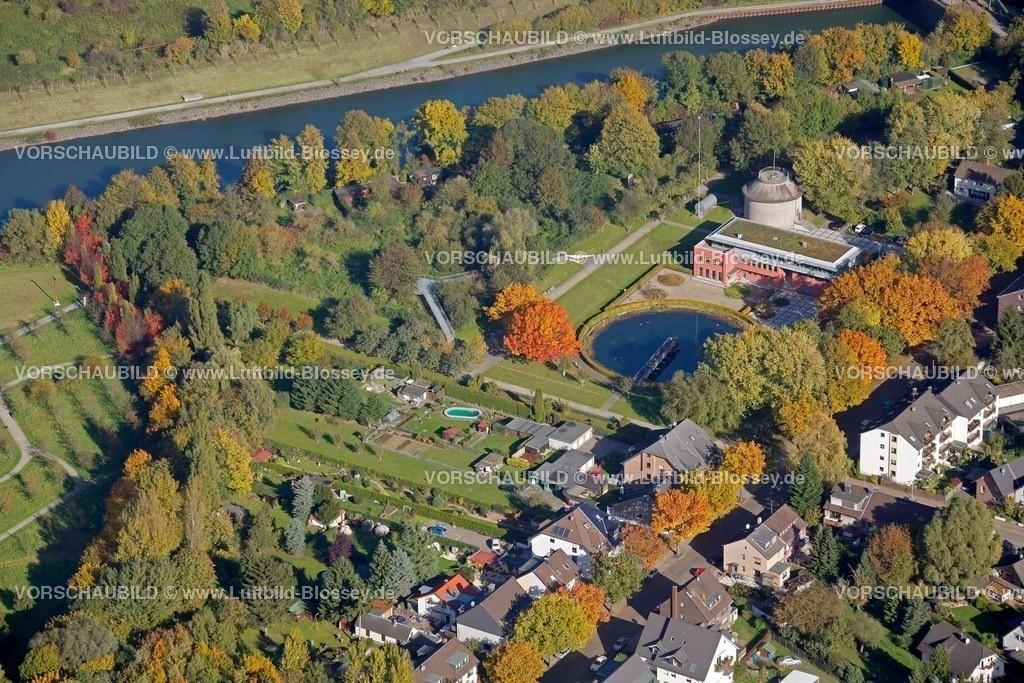 ES10103792 |  Essen, Emscher 160 Kläranlage Läppkes Mühlenbach Ruhrgebiet, Nordrhein-Westfalen, Germany, Europa