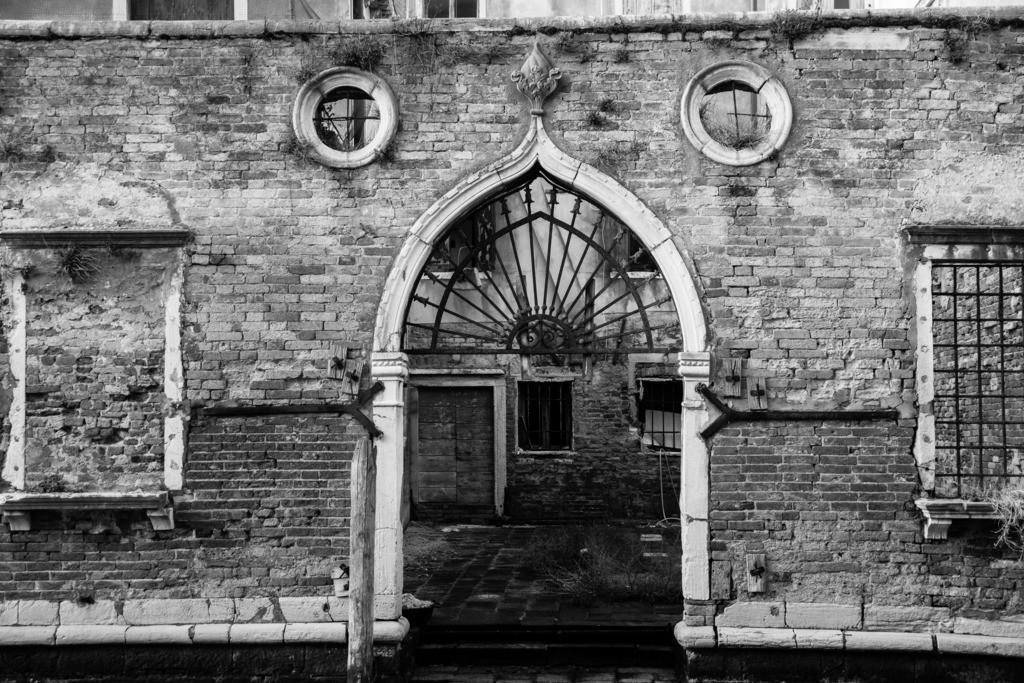 Fassade in Venedig