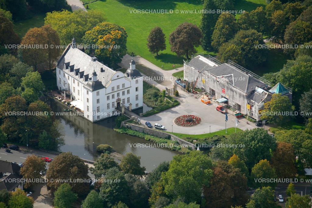 ES10098754 | Schloss Borbeck Renovierung,  Essen, Ruhrgebiet, Nordrhein-Westfalen, Germany, Europa