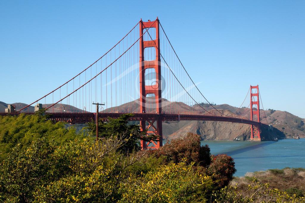 San Francisko_Golden Gate Bridge