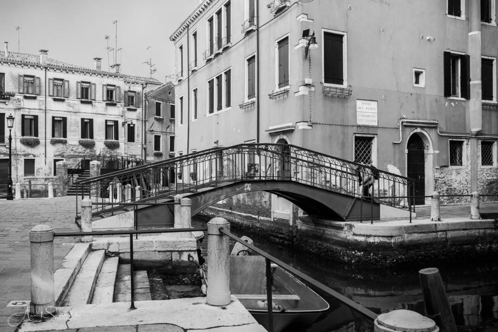 Venedigs stille Plätze