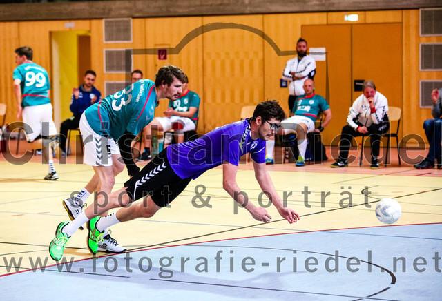 2020-10-17_099_SpVgg_Altenerding_II_gegen_TSV_Taufkirchen-Vils | Erding, Deutschland, 17.10.2020: Handball, Bezirksliga Männer 2020 / 2021, 1. Spieltag, SpVgg Altenerding II gegen TSV Taufkirchen/Vils, Endergebnis: 23:22  Foto: Christian Riedel / fotografie-riedel.net