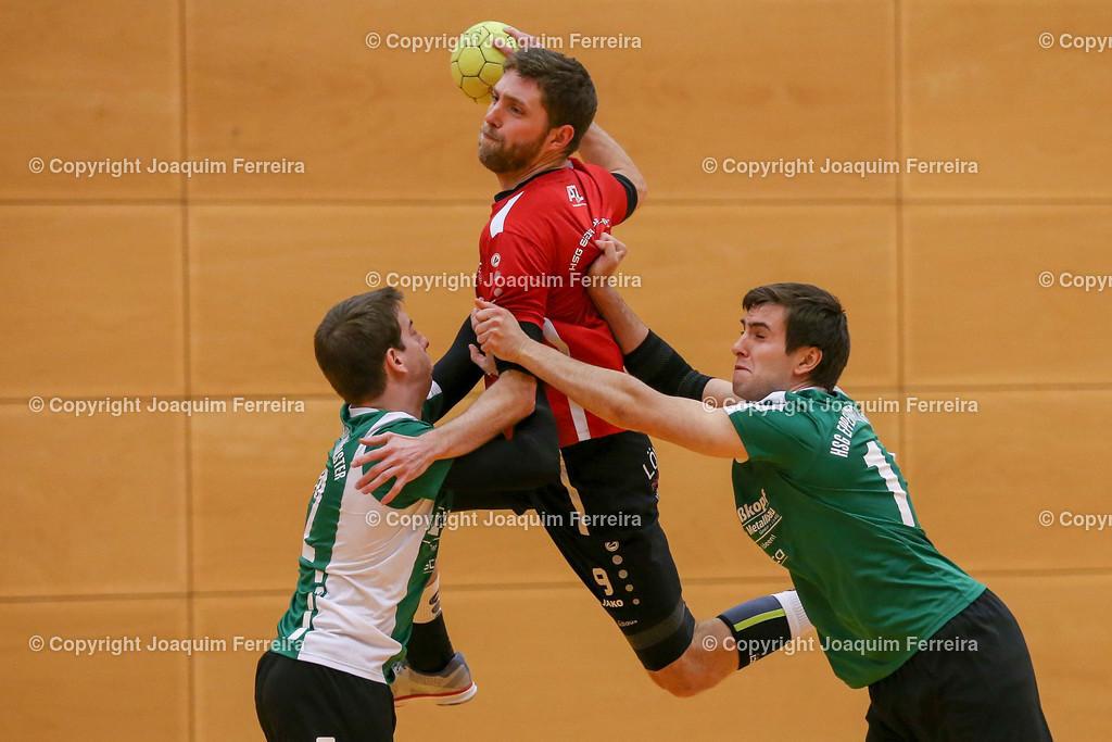190203_hbep_0048 | oespor  2019.02.03 Handball Herren BOL HSG Eppersthausen/Münster gegen HSG Erbach/Dorf-Erbach  emspor, emonline, oespor,  v.l.,   Foto:Joaquim Ferreira