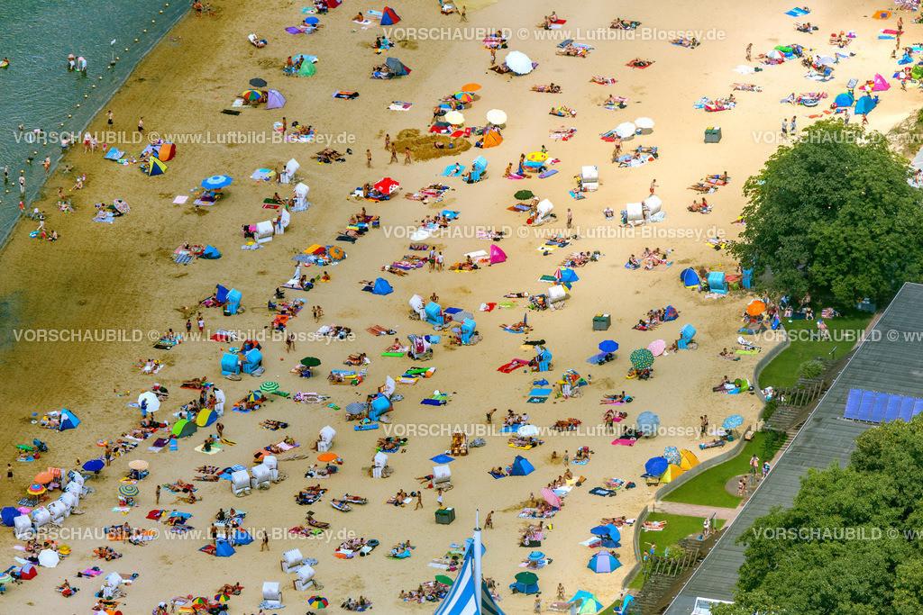 Haltern13081707 | Badesee, Halterner Stausee, Halterner See mit Seebad und Seeterasse, Luftbild von Haltern am See