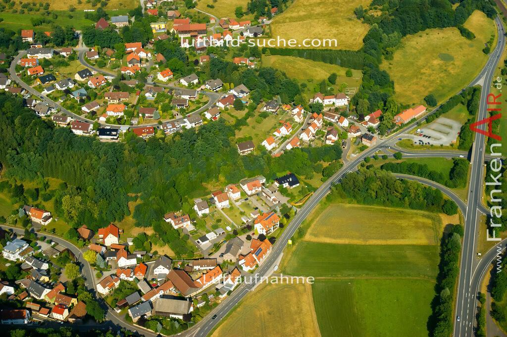 kauernburg-kulmbach-2008-541 | Luftbild von Kauernburg Kulmbach - Luftaufnahme wurde 2008 von https://frankenair.de mittels Flugzeug (keine Drohne) erstellt - die Geschenkidee