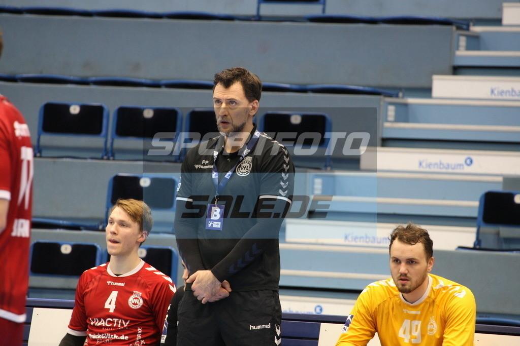 VFL Gummersbach - VFL Lübeck Schwartau | Piotr Przybecki - © by Sportfoto-Sale.de