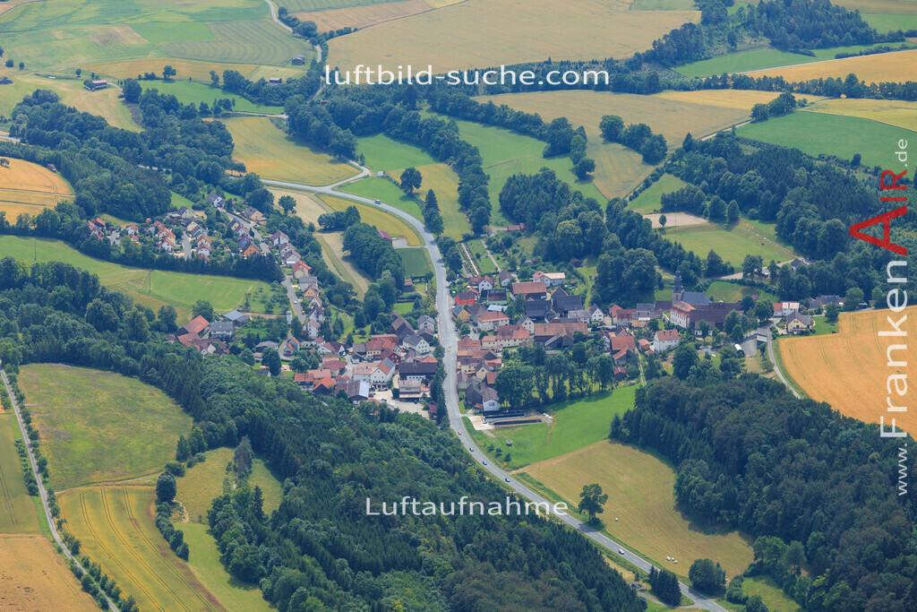 grafendobrach-kulmbach-2016-2338 | Luftbild von Grafendobrach Kulmbach - Luftaufnahme wurde 2016 von https://frankenair.de mittels Flugzeug (keine Drohne) erstellt - die Geschenkidee