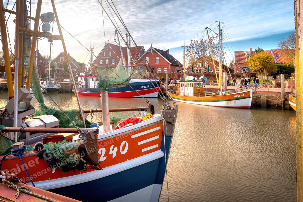 181031-15-Neuharlingersiel Hafen Kutter