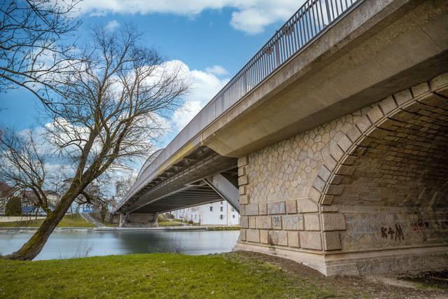 Schloßbrücke Straubing