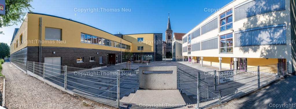 DSC_5069-Pano | Einhausen, Schule an der Weschnitz, ,, Bild: Thomas Neu