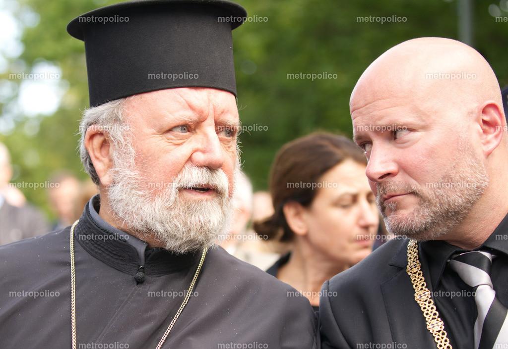 Apostulos Malamoussis im Gespräch mit Christian Vorländer