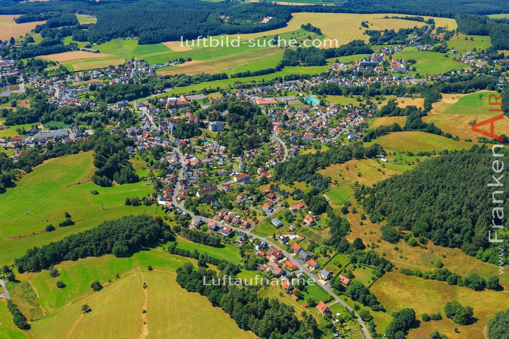 neukenroth-stockheim-2016-8310 | Luftbild von Neukenroth Stockheim - Luftaufnahme wurde 2016 von https://frankenair.de mittels Flugzeug (keine Drohne) erstellt - die Geschenkidee
