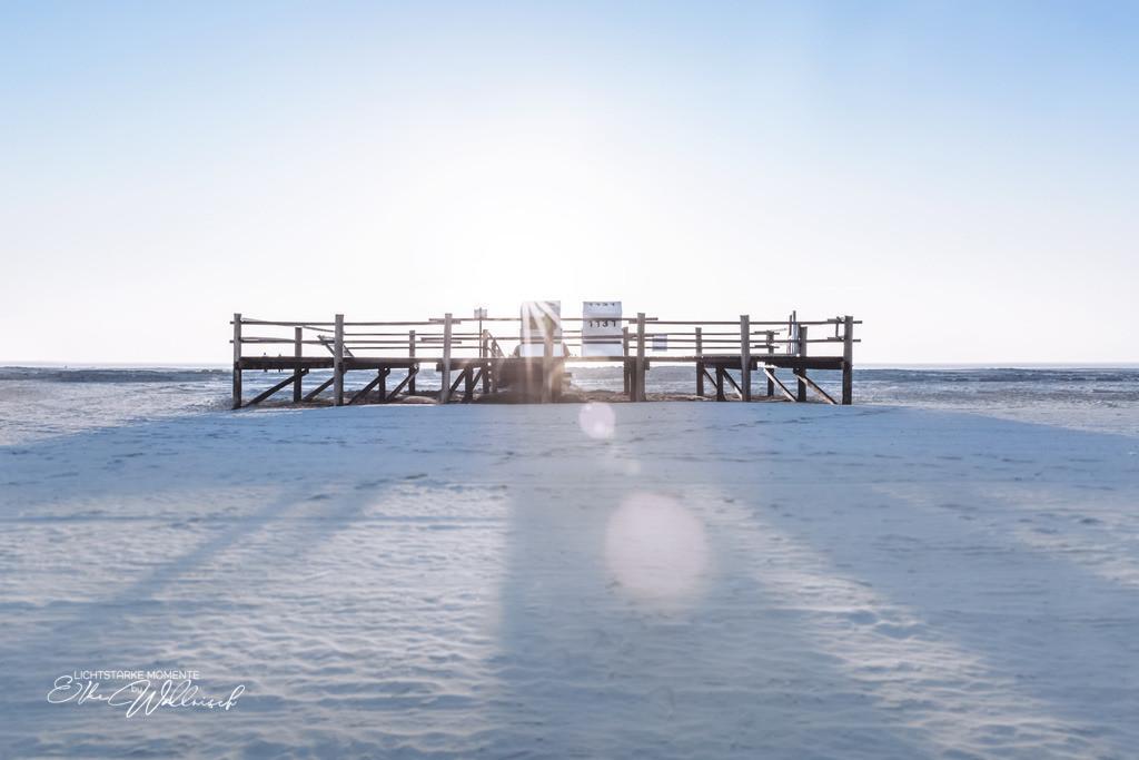 Sonnenbaden für Strandkörbe | Sankt Peter-Ording