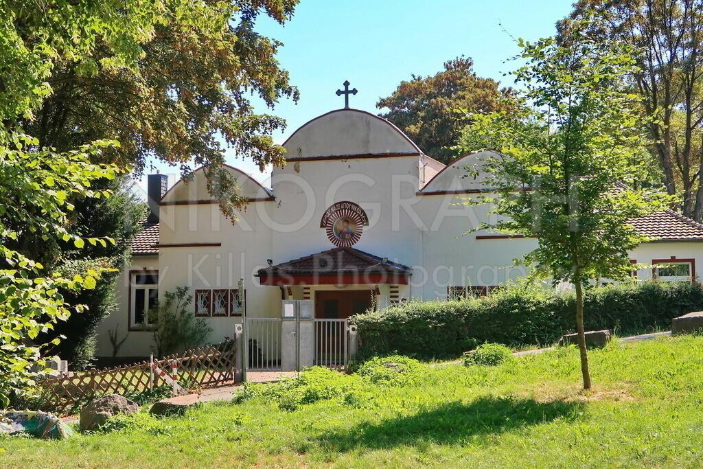 Griechisch-Orthodoxe Kirche in Iserlohn | Die Griechisch-Orthodoxe Kirche