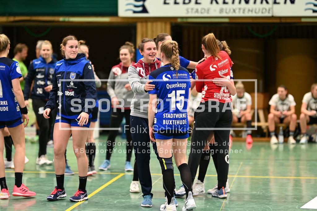 Handball I 1. HBF I 14. Spieltag I Buxtehuder SV - VfL Oldenburg I 09.01.2021_212