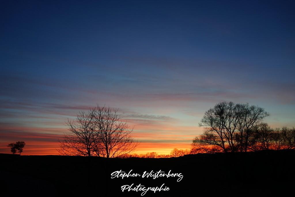 Sunset Lohnsfeld  | Sonnenuntergang bei Lohnsfeld