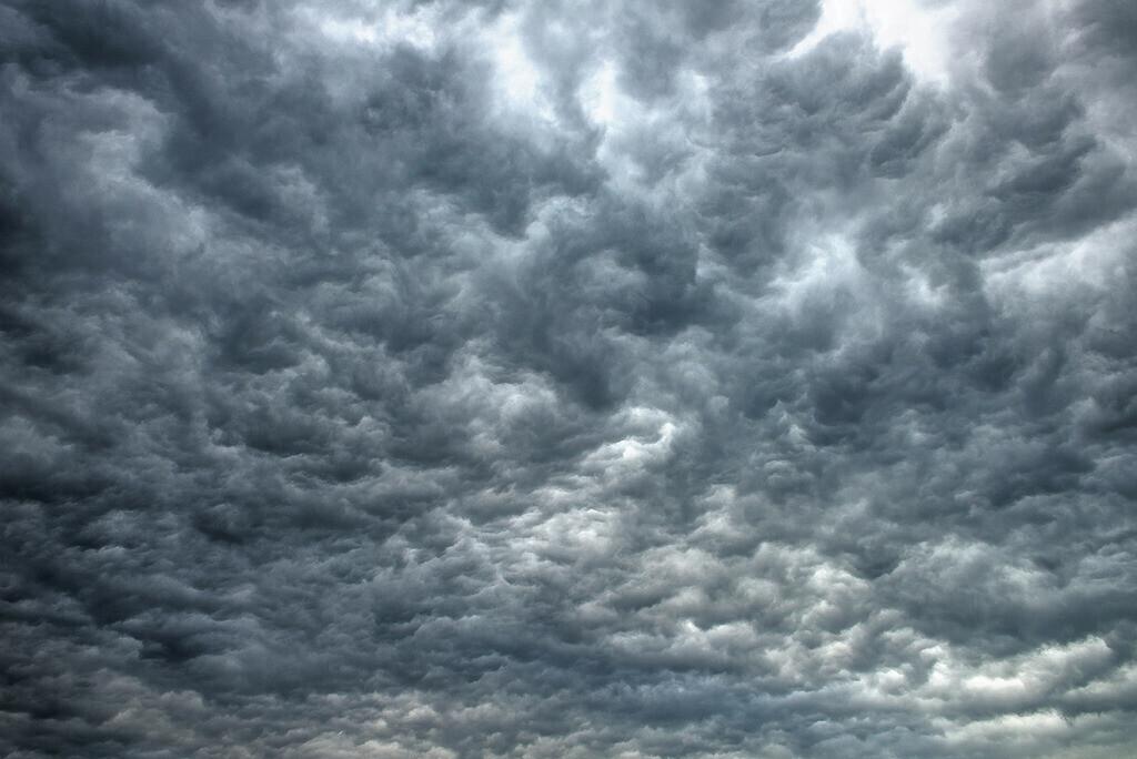Marmorwolken | Marmorierter Wolkenhimmel