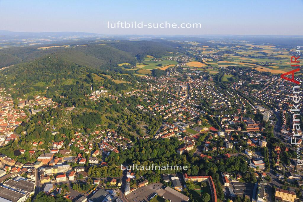 kulmbach-2015-1798 | Luftbild von  Kulmbach - Luftaufnahme wurde 2015 von https://frankenair.de mittels Flugzeug (keine Drohne) erstellt - die Geschenkidee