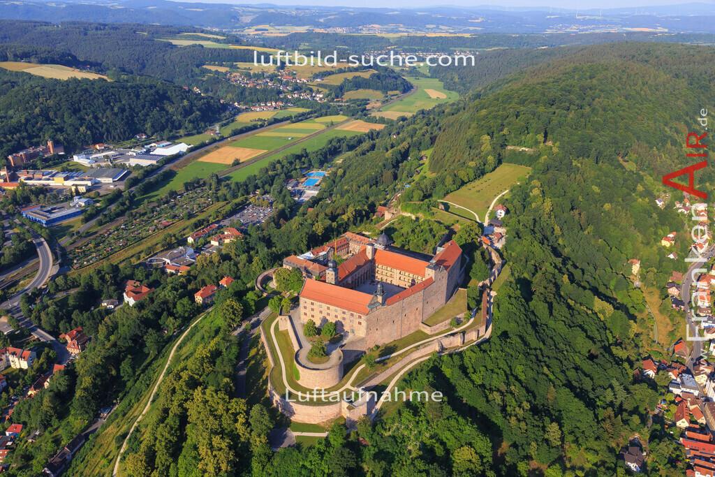 kulmbach-2015-1785 | Luftbild von  Kulmbach - Luftaufnahme wurde 2015 von https://frankenair.de mittels Flugzeug (keine Drohne) erstellt - die Geschenkidee