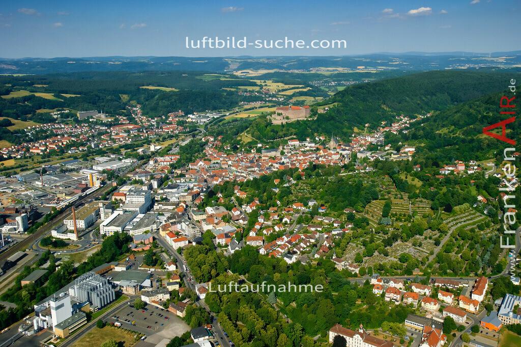 luftaufnahme-kulmbach-2008-460 | Luftbild von  Kulmbach - Luftaufnahme wurde 2008 von https://frankenair.de mittels Flugzeug (keine Drohne) erstellt - die Geschenkidee