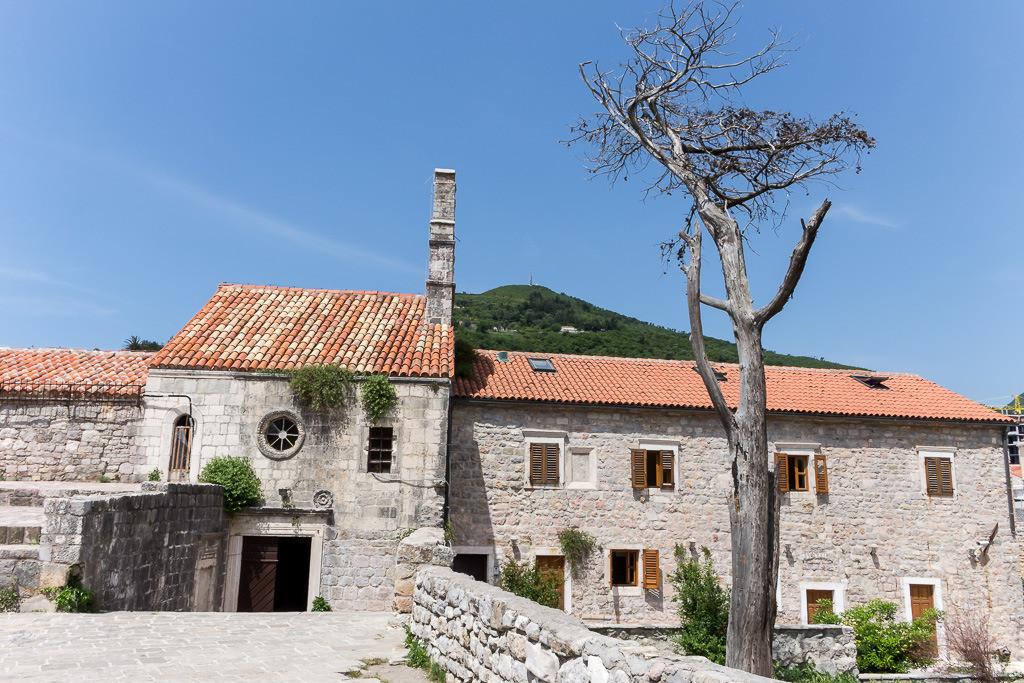 Budva Zitadelle