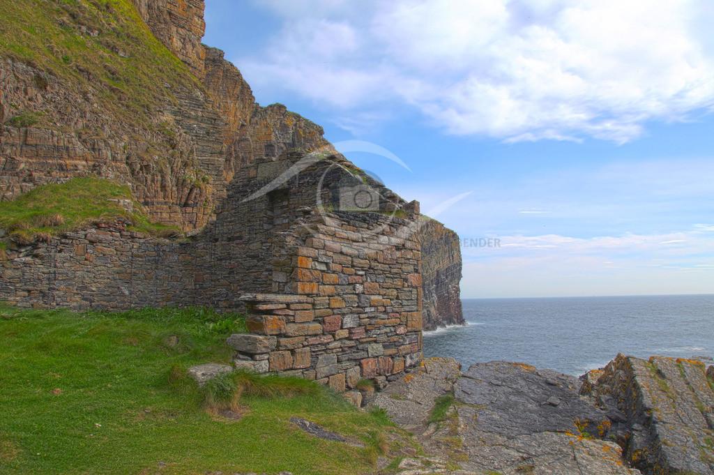 Schottland_ Whaligoe Steps