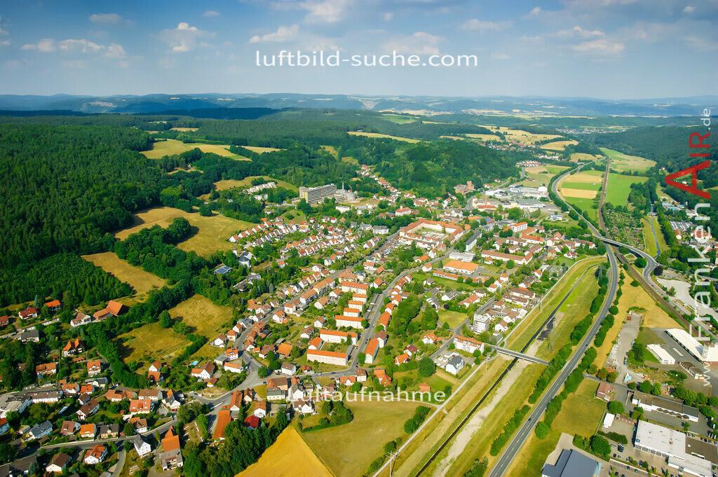 luftaufnahme-kulmbach-2008-535 | Luftbild von  Kulmbach - Luftaufnahme wurde 2008 von https://frankenair.de mittels Flugzeug (keine Drohne) erstellt - die Geschenkidee