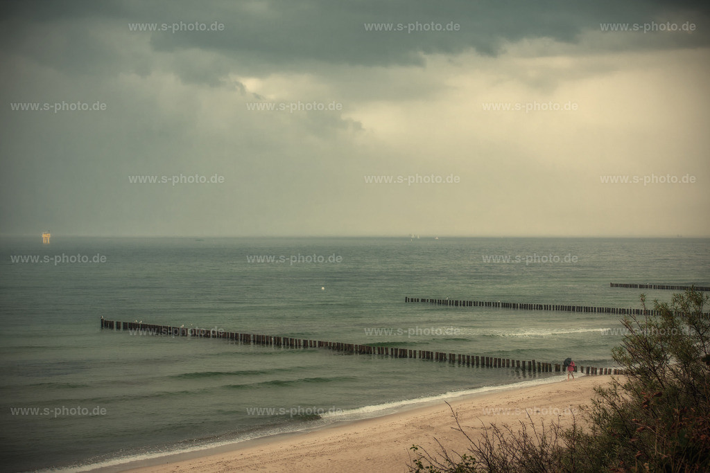Ostsee in Nienhagen