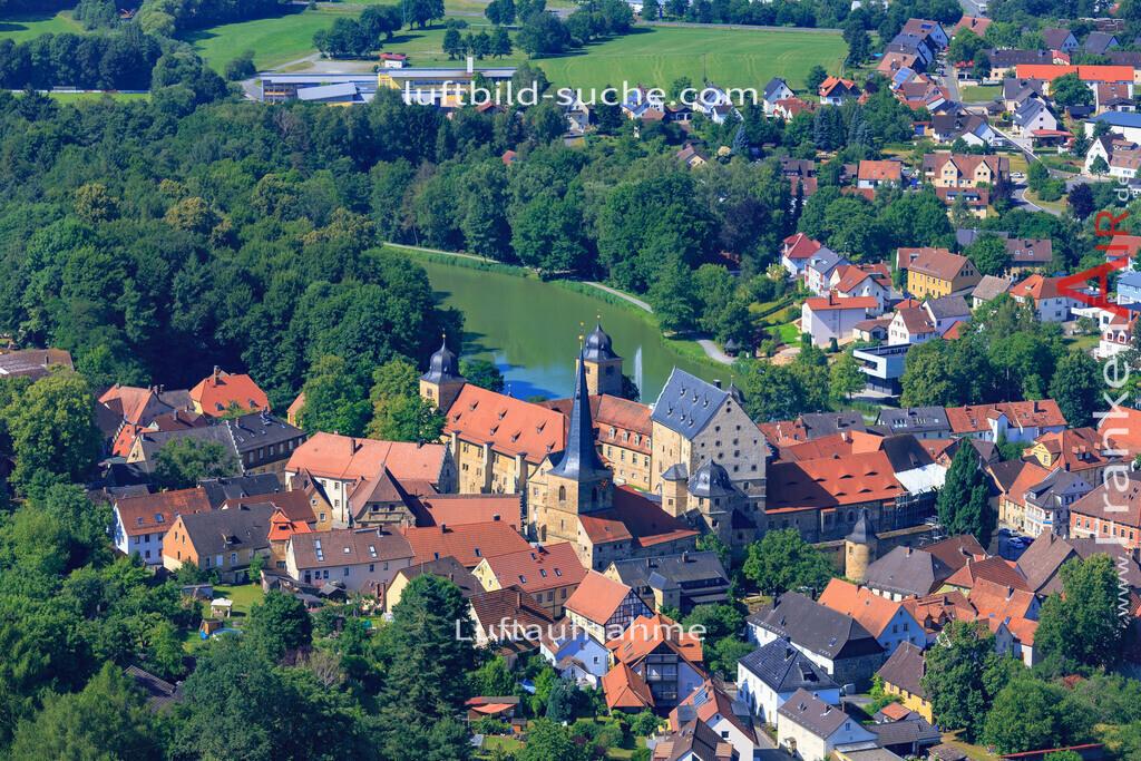 thurnau-17-1525 | Luftbild von  Thurnau - Luftaufnahme wurde 2017 von https://frankenair.de mittels Flugzeug (keine Drohne) erstellt - die Geschenkidee