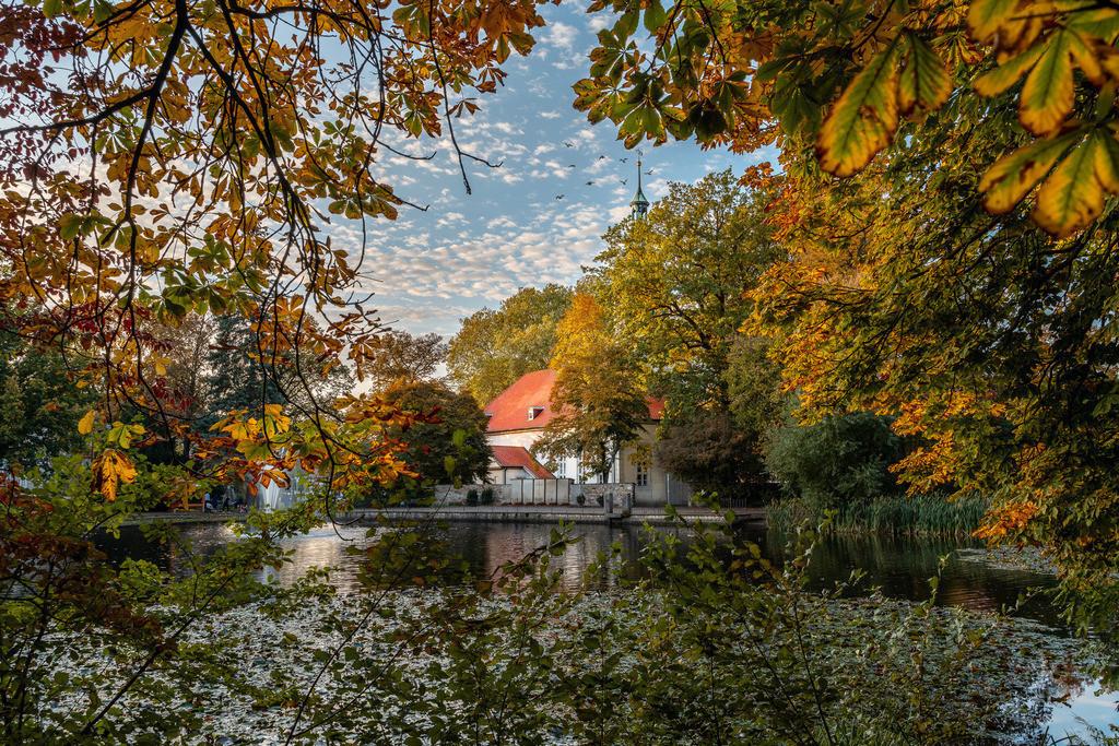 Fallersleben im Herbst