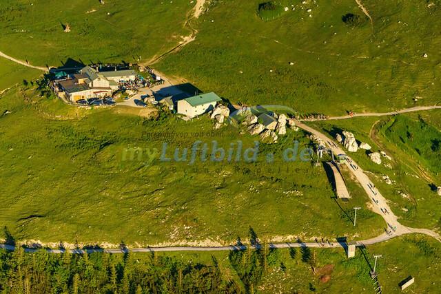 luftbild-kampenwand-bruno-kapeller-06 | Luftaufnahme von der Kampenwand 1669m