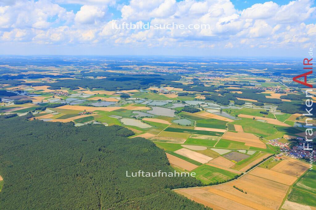 weihergebiet-hessdorf-17-4878 | Luftbild von Weihergebiet Hessdorf - Luftaufnahme wurde 2017 von https://frankenair.de mittels Flugzeug (keine Drohne) erstellt - die Geschenkidee