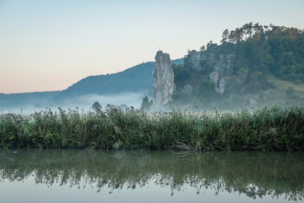 Burgsteinfelsen, Altmühltal | Die Serie 'Deutschlands Landschaften' zeigt die schönsten und wildesten deutschen Landschaften.
