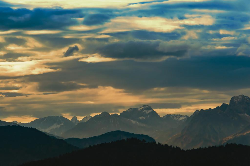 Sunrise Bregenzerwald