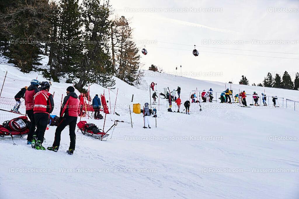 ALS5368_WWMG_GS-II_C_Startbereich | (C) FotoLois.com, Alois Spandl, WinterWorldMastersGames 2020 Innsbruck, Giant Slalom-II Gruppe C Damen, Patscherkofel Olympiaabfahrt, Mi 15. Jänner 2020.
