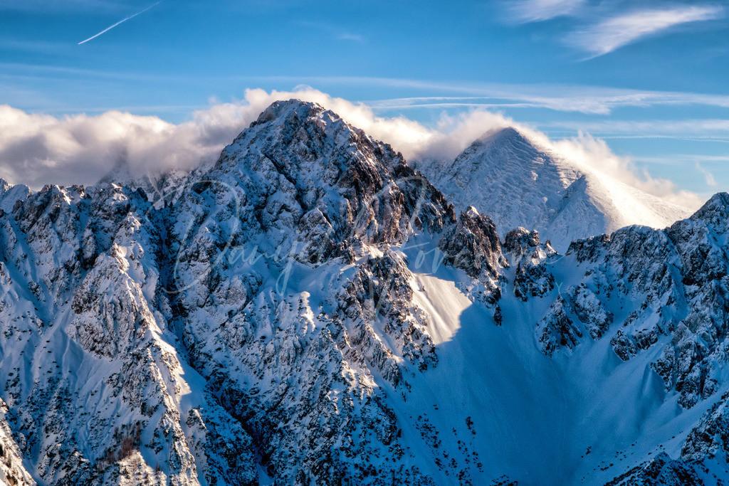 Karwendel   Das Karwendel im Winter