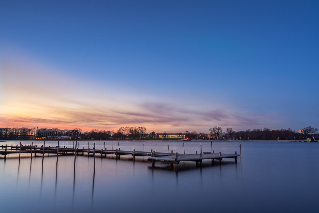 Allersee Sunset2 02.2020