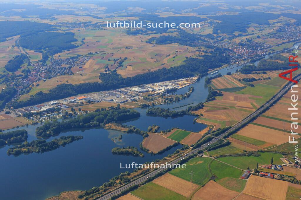 viereth--2016-212 | Luftbild von Viereth  - Luftaufnahme wurde 2016 von https://frankenair.de mittels Flugzeug (keine Drohne) erstellt - die Geschenkidee