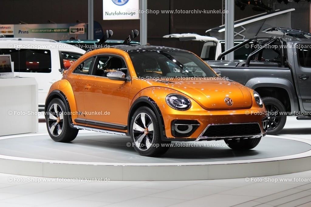 VW Beetle Dune 4x4 Concept_ SUV 2 Türen_ gelb - 2014_ Studie_ Allrad_ Typ 5C_ BRD - 140530-073