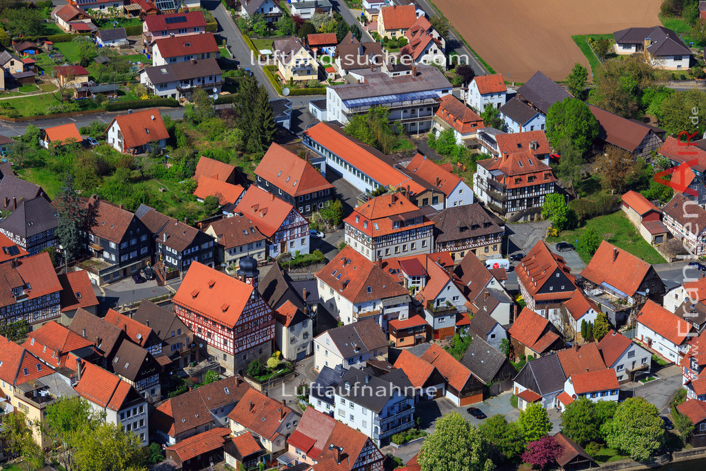 luftaufnahme-marktzeuln-17-279 | Luftbild von  Marktzeuln - Luftaufnahme wurde 2017 von https://frankenair.de mittels Flugzeug (keine Drohne) erstellt - die Geschenkidee