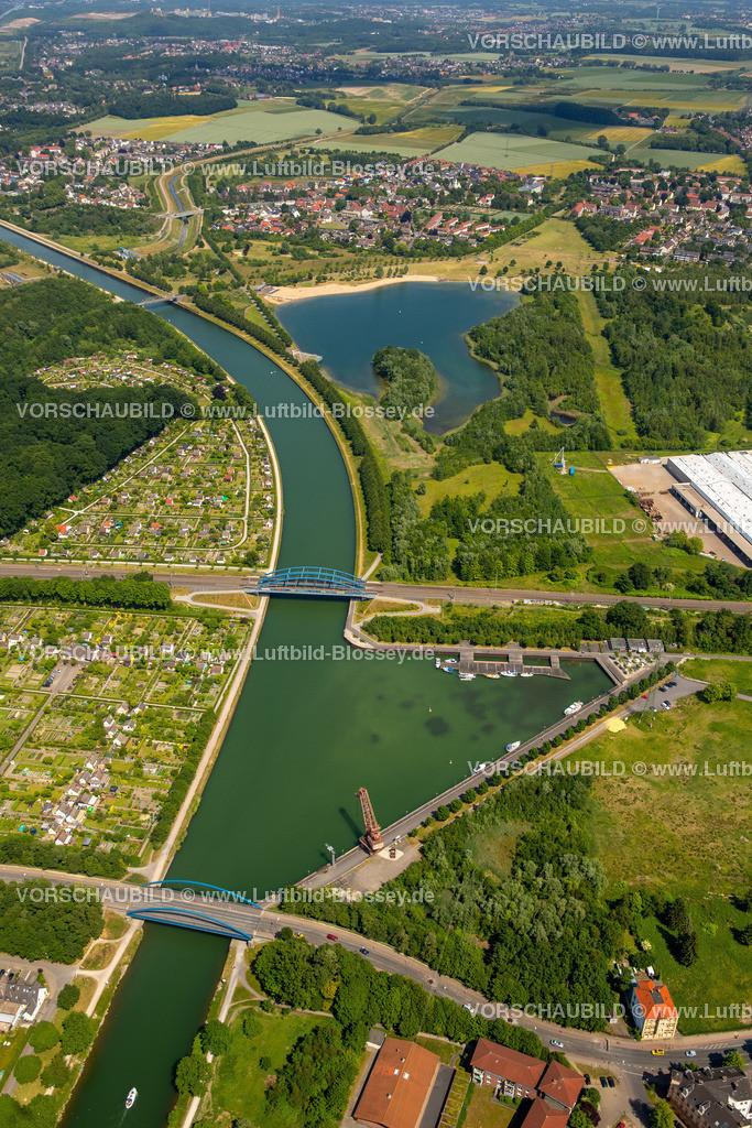 Luenen15064054 | Seepark Lünen mit Kanal und Preußenhafen, Datteln-Hamm-Kanal, Lünen, Ruhrgebiet, Nordrhein-Westfalen, Deutschland