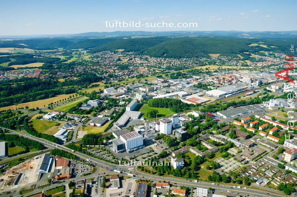 luftaufnahme-kulmbach-2008-457 | Luftbild von  Kulmbach - Luftaufnahme wurde 2008 von https://frankenair.de mittels Flugzeug (keine Drohne) erstellt - die Geschenkidee