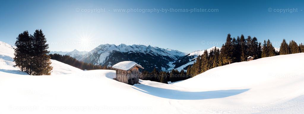 Unterwegs am Lämmerbichl im Winter-2