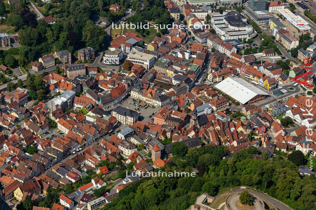 bierfest-2019-kulmbach-19-688 | aktuelles Luftbild von Bierfest-2019  Kulmbach - Luftaufnahme wurde 2019 von https://frankenair.de mittels Flugzeug (keine Drohne) erstellt.