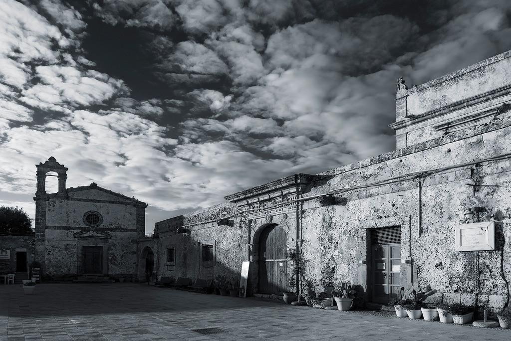 Chiesa di San Francesco | Kirche an der Piazza Regina Margherita, Marzamemi, Sizilien